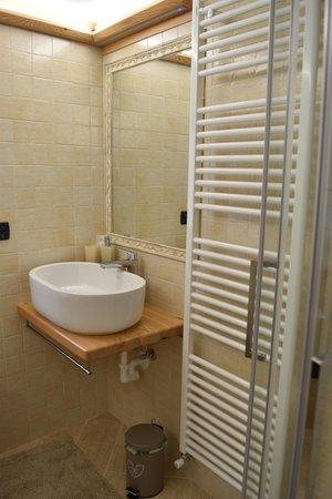 Foto del bagno Bed & Breakfast Canonega Vecia