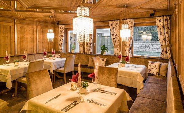 The restaurant Perca / Percha Alpin Sonnblick