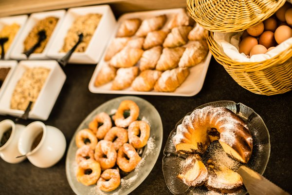 La colazione Sonnblick - Hotel 3 stelle sup.