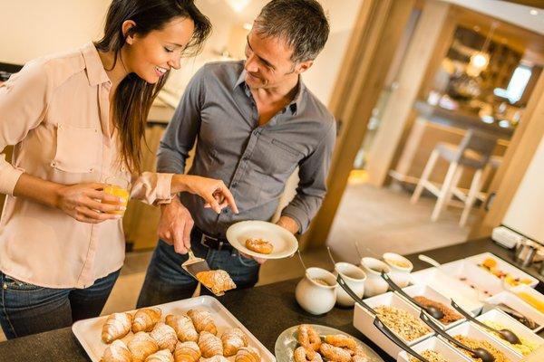 The breakfast Alpin Sonnblick - Hotel 4 stars