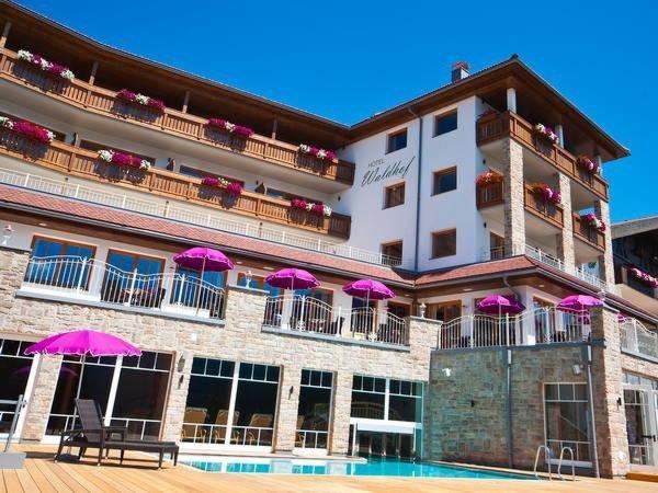 Sommer Präsentationsbild Hotel Waldhof