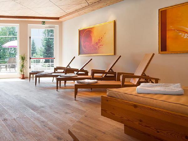 Foto vom Wellness-Bereich Hotel Waldhof