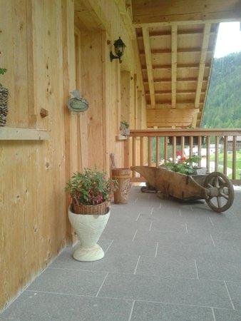 Foto del balcone Costahof