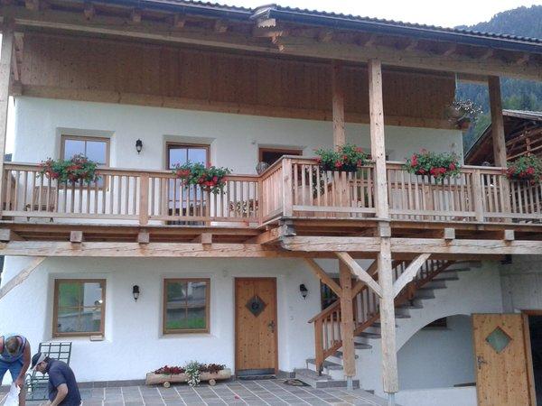 Foto esterno in estate Costahof