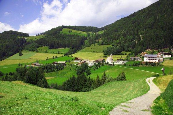 Aussicht Oberwielenbach (Percha)