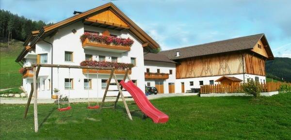 Foto estiva di presentazione Appartamenti in agriturismo Fuchshof