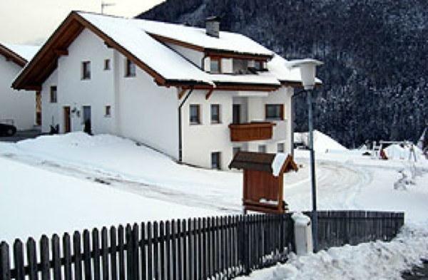 Foto invernale di presentazione Appartamenti in agriturismo Fuchshof
