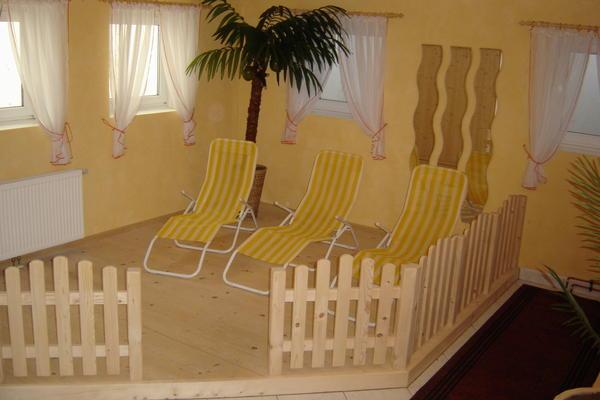 Foto del wellness Appartamenti in agriturismo Fuchshof