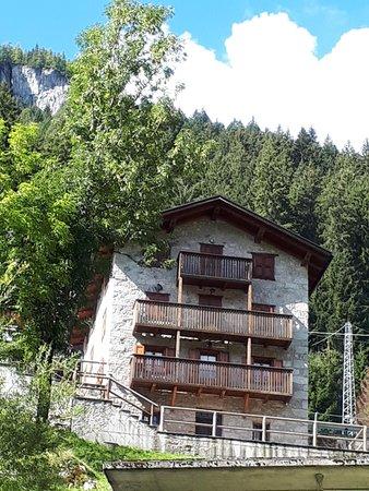 Foto estiva di presentazione Appartamento Masiero Daniele