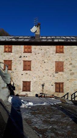 Foto del giardino Rocca Pietore (Marmolada)