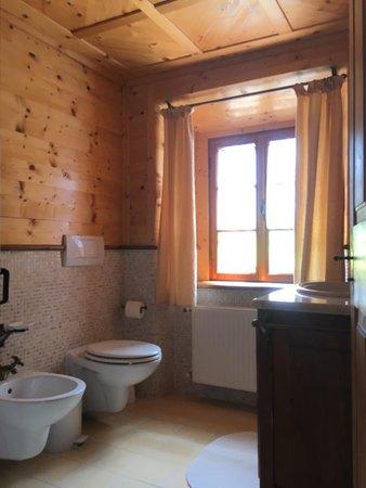 Foto del bagno Appartamento Masiero Daniele