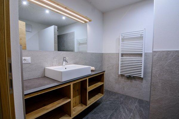 Foto del bagno Residence Stefansdorf