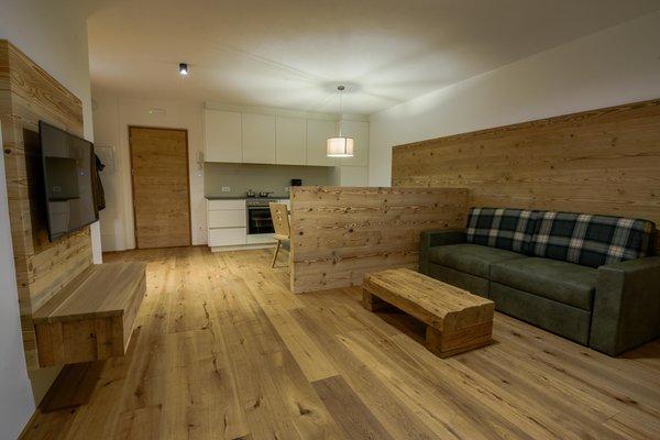 The living room Stefansdorf - Residence 3 stars