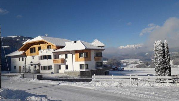Foto invernale di presentazione Residence Stefansdorf