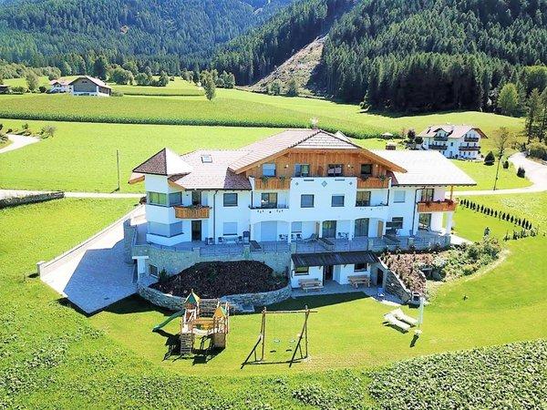 Foto estiva di presentazione Residence Stefansdorf
