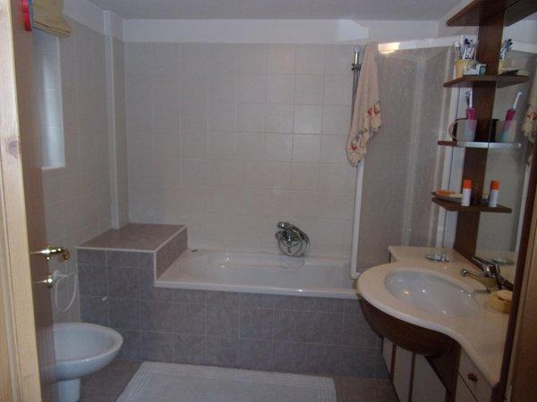 Foto del bagno Casa vacanze Cornon