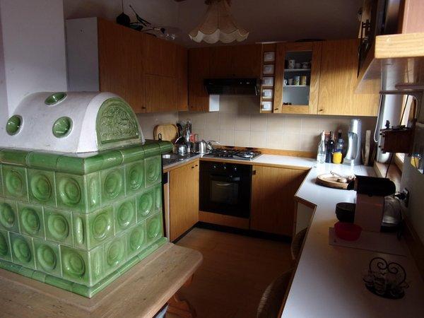 Foto della cucina Cornon