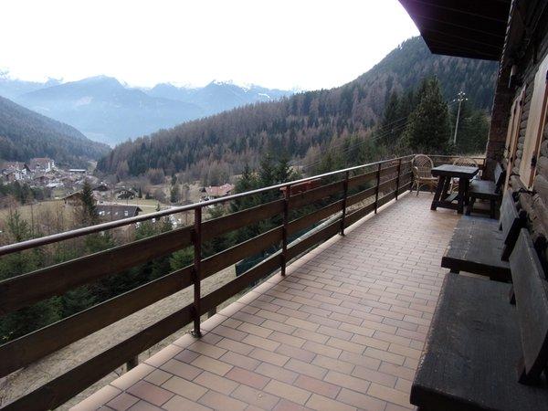 Foto del balcone Cornon