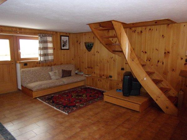 Il salotto Casa vacanze Cornon