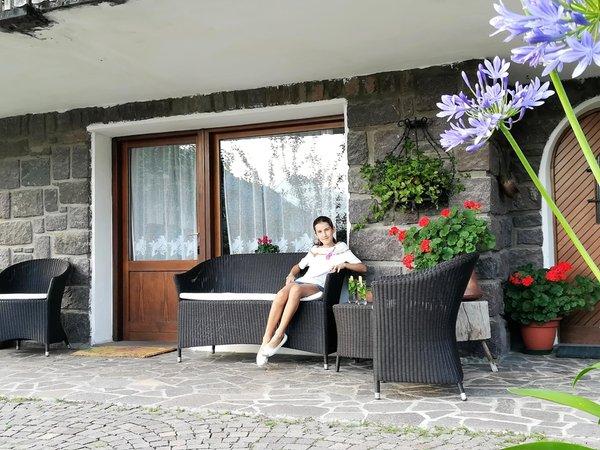 Photo exteriors in summer Nel Giardino del grande Tiglio