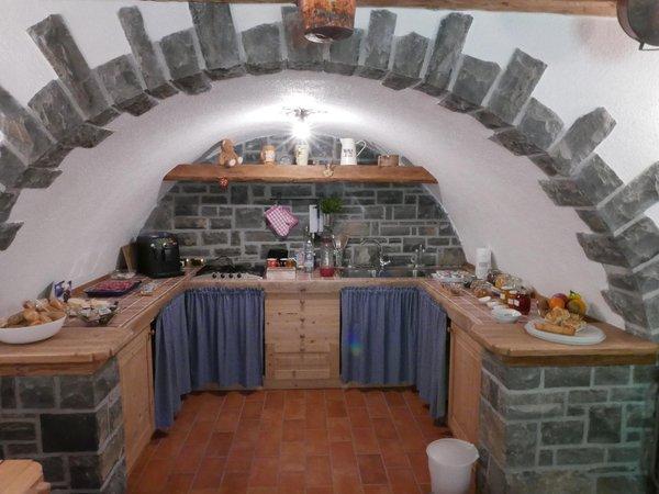 Das Frühstück Bed & Breakfast Rocca
