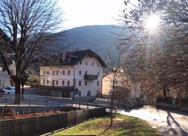 Foto invernale di presentazione Appartamento Villa Mozart