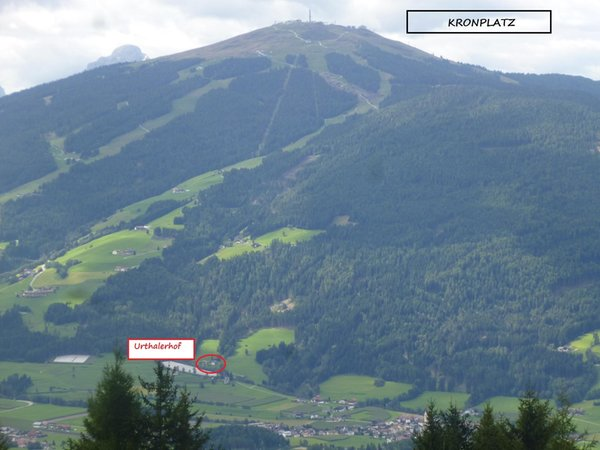La posizione Appartamenti Urthalerhof Valdaora di Sotto (Valdaora)