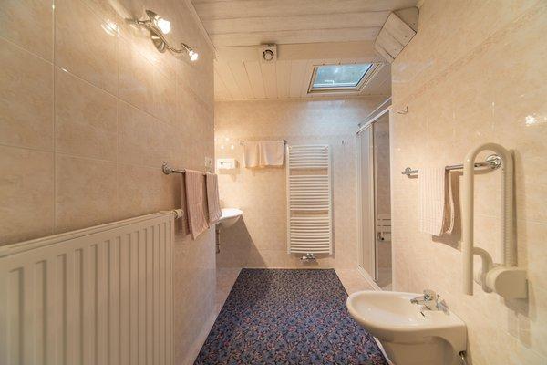 Foto del bagno Appartamenti Wolly