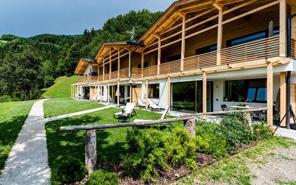 Foto esterno in estate Grunnes
