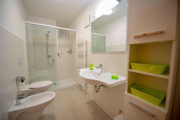 Foto del bagno Appartamenti Cesa Bruma