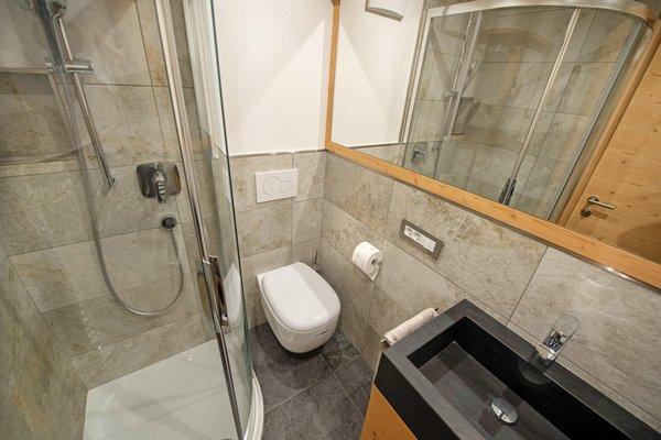Foto del bagno Appartamento Alpen Domus