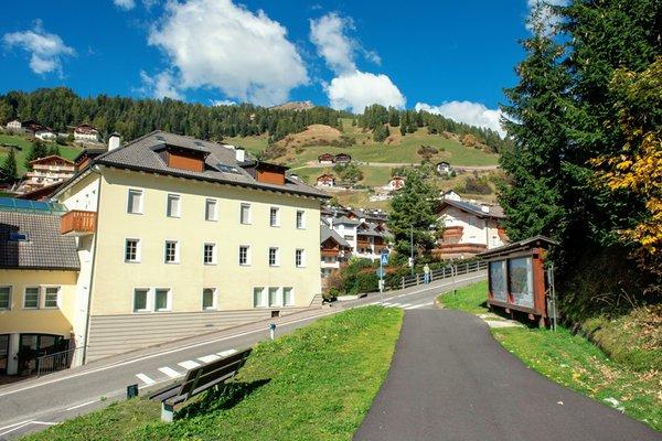Foto estiva di presentazione Appartamento Alpen Domus