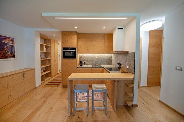 Foto della cucina Alpen Domus