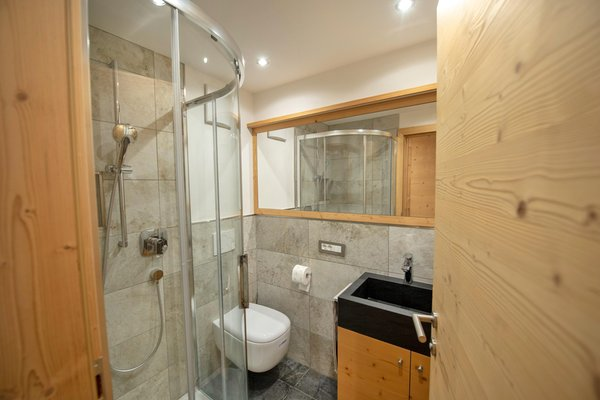 Photo of the bathroom Apartment Alpen Domus