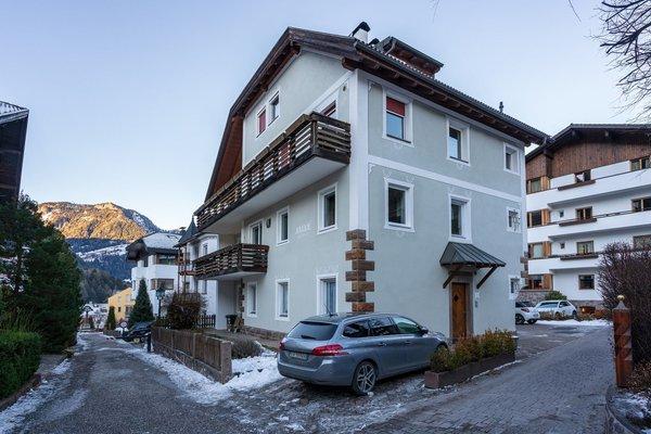 Foto invernale di presentazione Appartamento Jalve