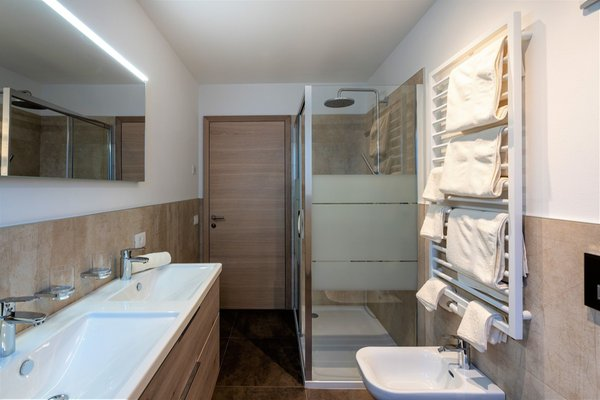 Foto del bagno Appartamento Jalve