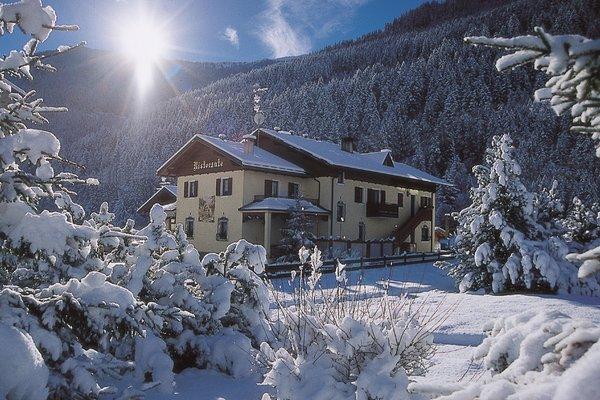 Winter presentation photo Rosengarden Alpine Residence