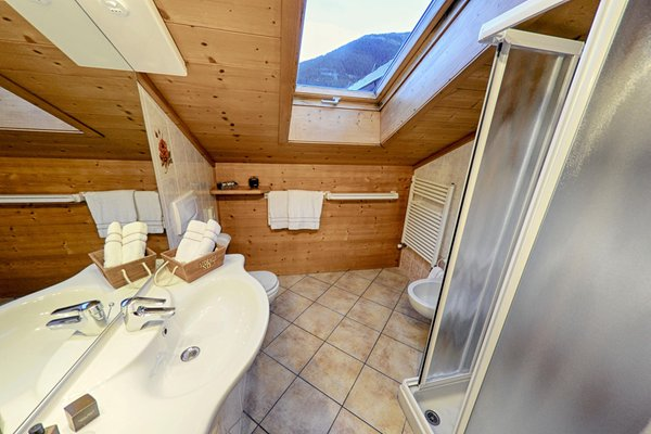 Photo of the bathroom Rosengarden Alpine Residence