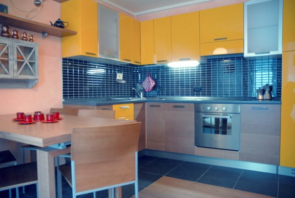 Foto della cucina Casa Bellini