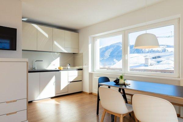 Photo of the kitchen Appartamenti Hus