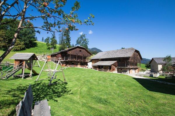 Appartamenti Agriturismo Maso Runch-Hof TradItDeEn [it=Badia (Pedraces e San Leonardo), de=Badia (Pedraces und S.Leonardo), en=Badia (Pedraces and S.Leonardo)]