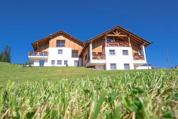 Foto estiva di presentazione Appartamenti Agriturismo Maso Runch-Hof