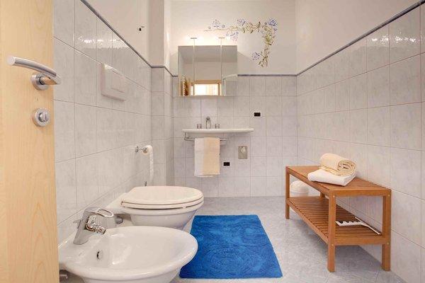 Foto del bagno B&B + Appartamenti in agriturismo Grotthof