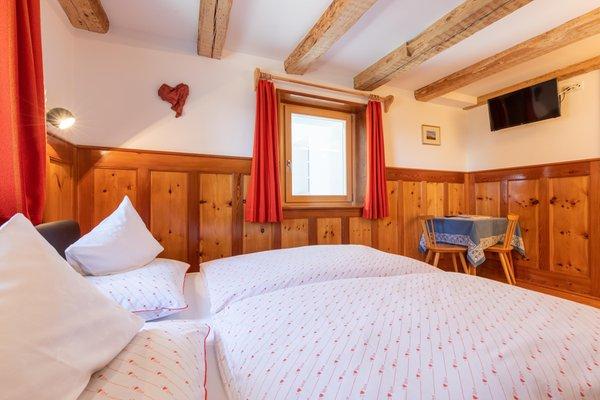 Foto della camera B&B + Appartamenti in agriturismo Grotthof