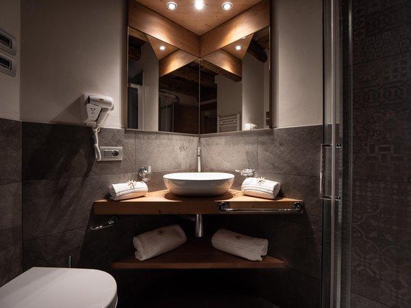Foto del bagno Stella Alpina Suite