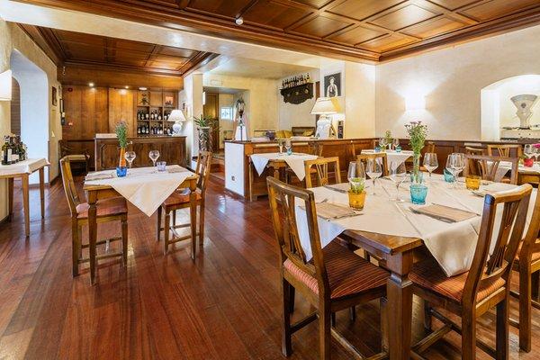 Il ristorante San Vito di Cadore La Scaletta