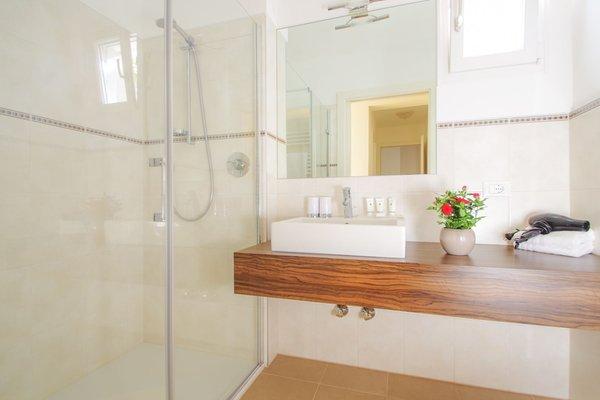 Foto del bagno Residence Diana