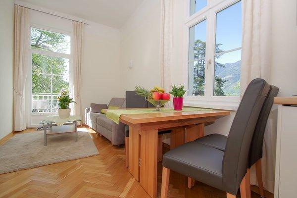 La zona giorno Residence Diana - Camere + Appartamenti 3 stelle