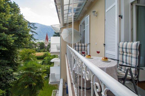 Foto del balcone Residence Diana