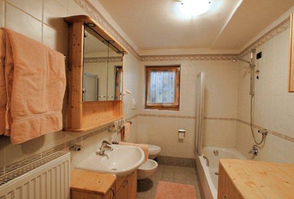 Foto del bagno Appartamenti Nadia